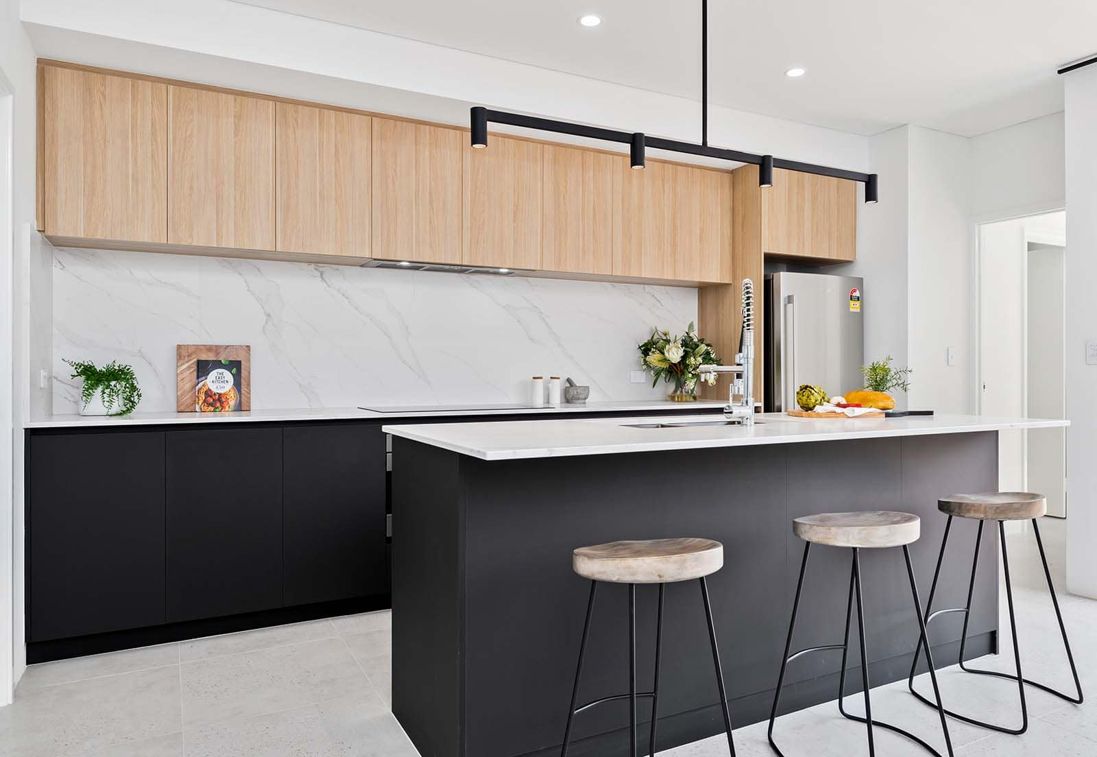 TERRACE display home kitchen in Harrisdale
